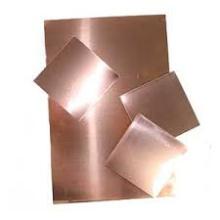 Rétroviseurs encadrés en cuivre pour miroirs anciens murs encadrés en cuivre / salle de bain / miroir coloré