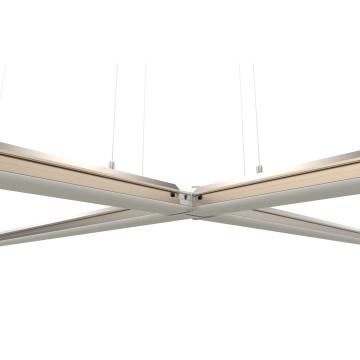 Barra de luz LED com função de conexão fácil