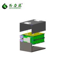 Batería de ion de litio de las baterías 48v 30ah de la recarga del poder más elevado del ciclo profundo 8s20p