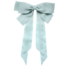 Factory Wholesale big Pre-tied organza ribbon Bow