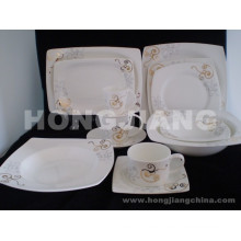 Bone China Dinner Set (HJ068004)