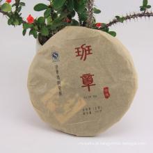 Chinês Qi Zi Bing Cha Yunnan bolo chá pu erh