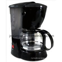 Alta calidad L 0,6 6 taza cafetera de goteo