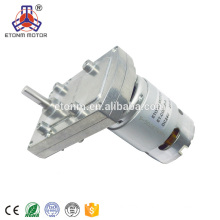 12 v low rpm high torque DC Motors ,gearbox electric dc motors