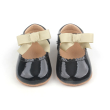 Chic läder Mary Jane Baby Girls Shoes