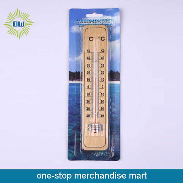 Daily use plastic thermometer