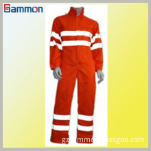 Sm5032 Reflective Industrial Work Garment