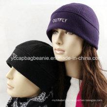Зимняя теплая полярная шапка из флиса, шляпа из микрофлиса