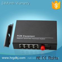 Video+Data+Audio+Ethernet+Phone+Alarm fiber optical transmitter with FXO/FXS