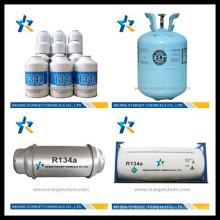 HCFC R134a Refrigerant Gas