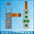 Interruptor personalizado del teclado de membrana del sensor con el circuito flexible de FPC