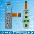 Custom sensor membrane keypad switch with FPC flexible circuit
