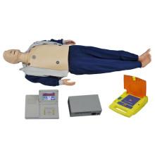 Modelo de Treinamento em Enfermagem em CPR humano de primeiros socorros médicos