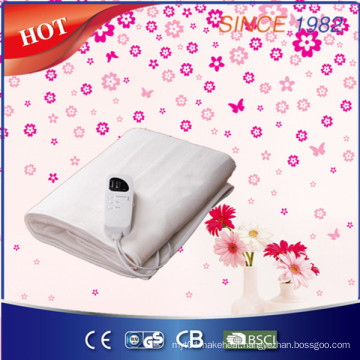 New Electric Under Blanket with 5 Heat Setting Timer