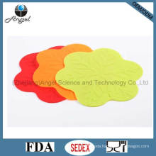 Heat Resistant Silicone Rubber Mat Tablemat Sm04