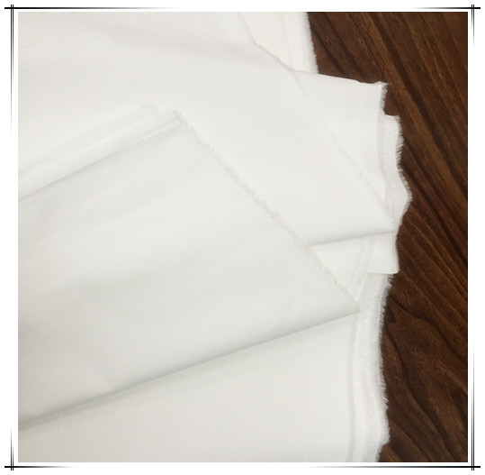 plain cotton white fabric