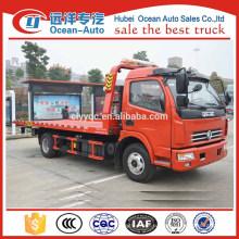 Dongfeng 4 Ton Heavy Duty Wrecker Truck Китай Производитель