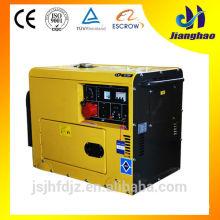 11,25kva 9kw luftgekühlter geräuscharmer Dieselgenerator