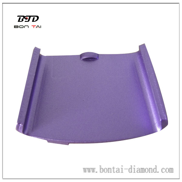 Diamond Grinding Plates with Rhombus Segments for HTC