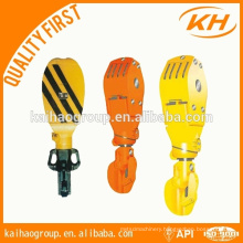 API oil rig hook block for drilling rig
