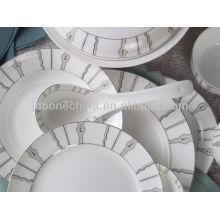Forme rectangulaire ronde nouvelle porcelaine chinoise shenzhen fabricant de porcelaine autre porcelaine