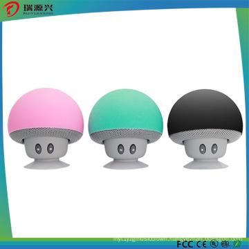 Portable Mushroom Shape Wireless Bluetooth Speaker