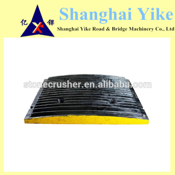 crusher jaw liner with best Casting technology Import and export