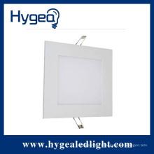 15W rétroéclairé, lumière de panneau lumineux réglable