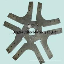 CNC-Bearbeitung Stahlgeschmiedete landwirtschaftliche Maschinenteile