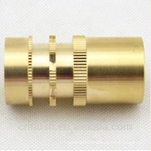 Высокое качество CNC подвергая механической обработке латунные части точности
