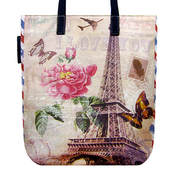 Beach style tote bag