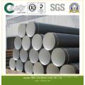 Tubo / tubo de acero inoxidable 201 304 316 430 De: 63.5mm