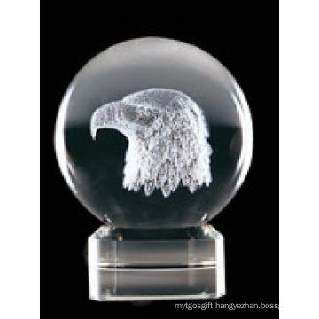 Crystal Engraving Ball (JD-SJQ-002)