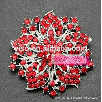 Broche broche fleur fleuriste