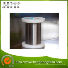 Inconel 600 (UNS N06600) Fio de liga de níquel e níquel