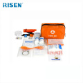 2018 Top Sales Medical First Aid Car Emergency Kit for Camp, Travel, Workplace, Home, Car, Promotional Gift