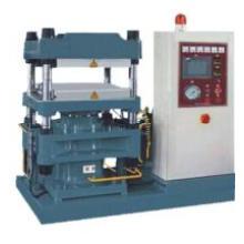 Machine de vulcanisation entièrement automatique