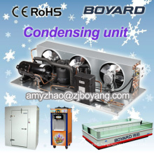 Hot sales cold room air cooled condensing unit with riginal compressor