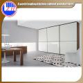 Glossy White Wood Wardrobe for Hotel Furniture (customized)