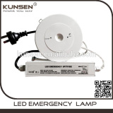 New design 3W emergency ceiling lamp with 2 hours emergency
