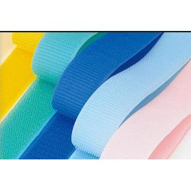75mm polyester mixed Velcro hook and loop strap