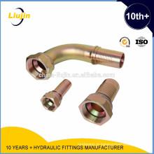 China fabricante mangueira hidráulica Ningbo montagem bucha peças hidráulicas e acoplamento