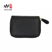 Brand new custom cheap mens leather wallet
