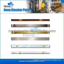 Lift Handrail for Residential Elevators, Elevator Cabin Handrail
