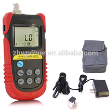 TLD 6070 series fiber Optical power meter, Optical laser source power meter for FTTH test