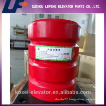 hot sale elevator parts pu buffer factory