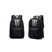 OEM Promotional Student Cartoon Luminous Backpack School Bag