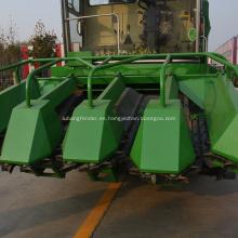 cosechadora combinada utilizada en la cosechadora de maíz agricultor