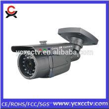 720P IR cámara de IP de la suciedad con IR Corte TI Davinci DSP DM365 cámara de CCTV