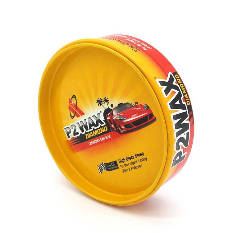 Carnauba Wax Packing Small Tin Can